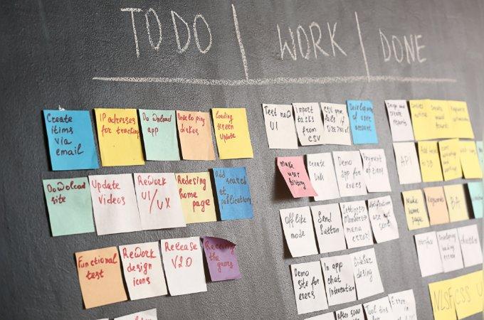 Agiles-Arbeiten